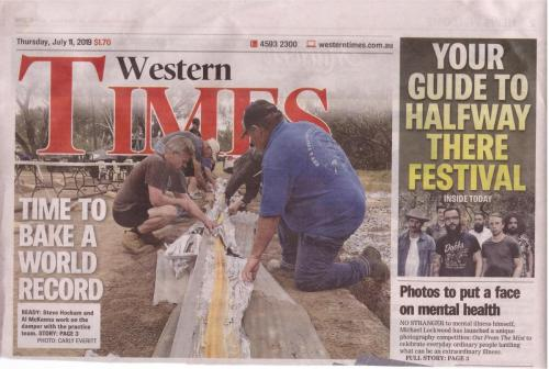 WESTERN TIMES 110719 COVER